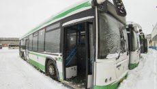 В Смоленск прибыла очередная партия автобусов «от Собянина»