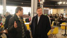 СГМУ 2.0: Алексей Островский в Смоленске посетил обновляемый медвуз
