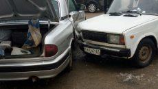 71-летняя женщина получила травмы в ДТП с «Волгой» и «пятёркой» в Смоленске