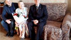Жительница Смоленска отпраздновала 90-летие