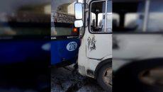 В ГИБДД назвали виновника столкновения трамвая и автобуса в Смоленске