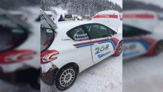 Гонщик из Смоленска победил на карельском этапе чемпионата России по ралли