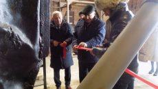 Под Смоленском открыли производство топливных пеллет