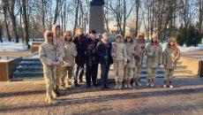 Смоленские юнармейцы укрепили дружбу с белорусскими школьниками