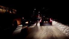 В Красном Бору в Смоленске «Лада» врезалась в рейсовый автобус