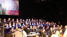 В Смоленске 10-летию интронизации патриарха Кирилла посвятили праздничный концерт