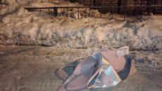 Хулиган ограбил женщину рядом с детсадом в Смоленске