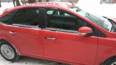 В Смоленске ищут свидетелей ДТП с красным «Фордом»