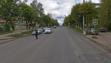В Смоленске уберут «зебру» на улице Румянцева