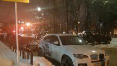 В Смоленске «прославившаяся» автоледи на BMW X6 оправдалась за свой поступок