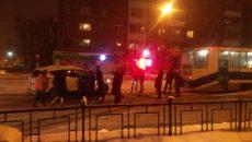 В Смоленске произошло ДТП «на пустой дороге» в новогоднюю ночь