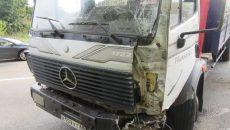 В Смоленске разыскивают машину, которая «засветилась» в страшной аварии