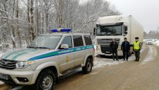 Под Смоленском ФСБ поймала контрабандиста-таджика с сосисками из Литвы