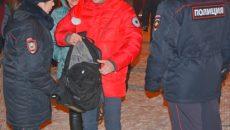 В Смоленске полторы тысячи человек приняли участие в новогодних гуляниях
