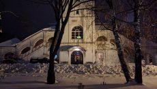 В Смоленске полиция прокомментировала ситуацию с оцеплением храма на улице Кашена