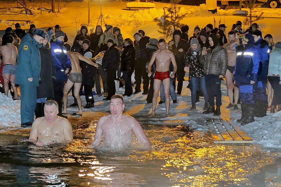 крещенские купания (5)