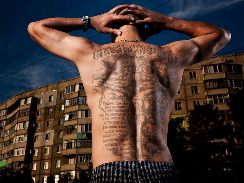 криминал, вор в законе, зэк, осуждённый, рецидивист (фото fotki.yandex.ru)