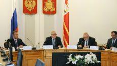 В Смоленске обсудили комплекс мер по ликвидации задолженностей по заработной плате