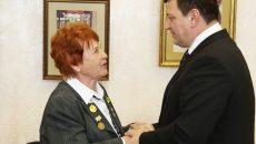 Игорь Ляхов поздравил ветеранов-блокадников