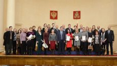 Алексей Островский поздравил смоленских журналистов с профессиональным праздником