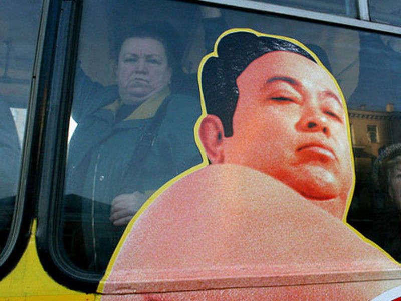 общественный транспорт, ПАЗ, автобус, маршрутка (фото twitter.com)