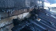 В селе под Смоленском загорелся магазин