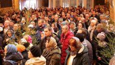 В Смоленске прошла Рождественская ночь в Свято-Успенском кафедральном соборе