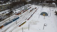 В Смоленске новые трамваи не выходят на маршруты