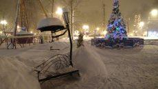 Синоптики рассказали о погоде в Смоленске в третий день нового года
