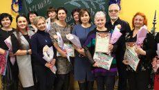 В Ярцеве прошёл конкурс на лучшее новогоднее оформление подъездов