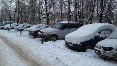 В Смоленске автомобилистов обвинили в самовольном захвате земли