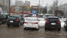 В Смоленске автовладельцу парковка возле рынка обошлась в 5 тысяч рублей