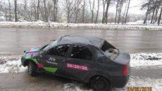 В ГИБДД рассказали об обстоятельствах аварии с такси в Смоленске