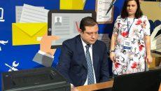 Алексей Островский прошёл тест на предрасположенность к профессиям