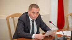 В Смоленске депутаты избрали Андрея Борисова главой города