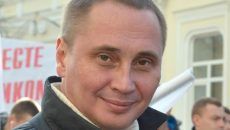 Экс-вице-губернатор Андрей Борисов подал документы для участия в конкурсе на должность главы Смоленска