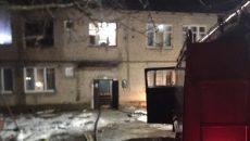 Под Смоленском многоквартирный дом после взрыва газа и пожара расселят и снесут