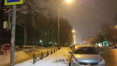 В Смоленске женщина отомстила автохаму, который оставил машину у перехода