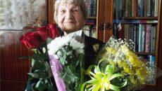 В Смоленске мать Героя России отметила своё 80-летие