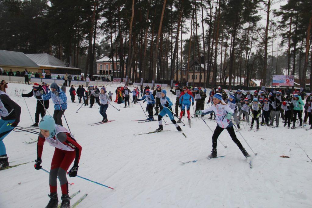 Лыжня России-2019 в СОК Смена в Смоленске_2