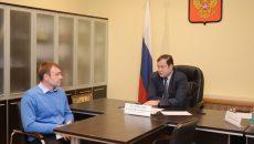 Алексей Островский поручил наладить приём ЛОР-врача в детской поликлинике в Смоленске