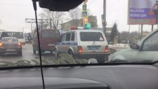 В Смоленске экипаж ДПС обвинили в игнорировании дрифтера на BMW