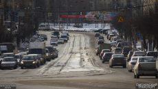 В мэрии объяснили исчезновение трамвайной плитки в Смоленске