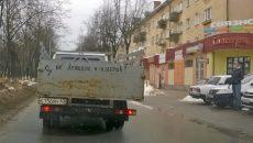 Смоленская автоледи ярко заявила о себе на дорогах области