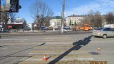 Стали известны подробности ДТП со сбитым ребенком возле школы в Смоленске
