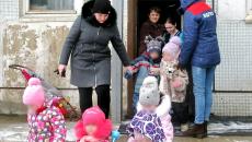Под Смоленском эвакуировали персонал и воспитанников детского сада