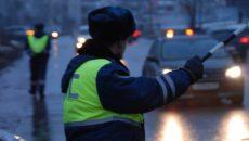 В Смоленске автолюбителей ждут облавы на дорогах