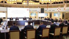 Алексей Островский принял участие в совещании по увеличению экспорта российской продукции АПК