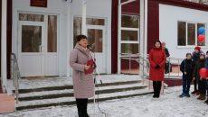 В Вяземском районе открылся новый Дом культуры