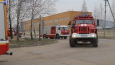 В Смоленске пройдет тактико-специальное учение МЧС